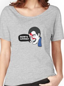 HOW'S ANNIE? Women's Relaxed Fit T-Shirt
