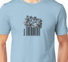 flowers-recycling image Unisex T-Shirt