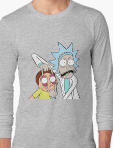 MortyRick Long Sleeve T-Shirt