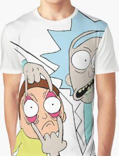 MortyRick Graphic T-Shirt