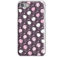 Forest Pattern ~ Cherry Blossoms iPhone Case/Skin