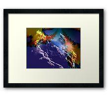 Light of the Earth Framed Print