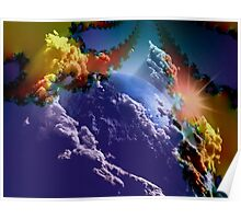 Light of the Earth Poster