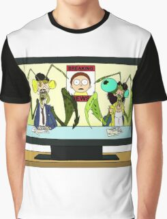 Television Graphic T-Shirt