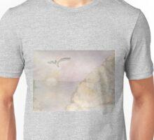 Facing Reality, and Fantasy Unisex T-Shirt