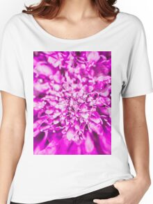 Abstract Flower 2 Women's Relaxed Fit T-Shirt