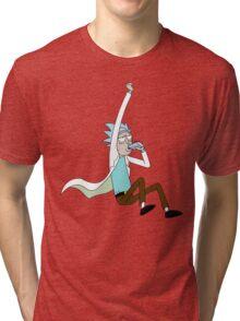 Doctor Rick Tri-blend T-Shirt