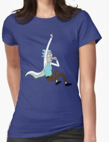 Doctor Rick Womens Fitted T-Shirt