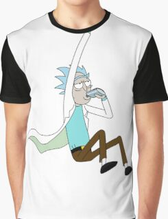 Doctor Rick Graphic T-Shirt