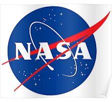 Nasa - Space travel Poster