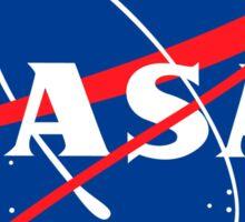 Nasa - Space travel Sticker