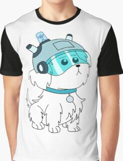 Doggy Graphic T-Shirt