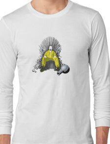 Breaking Bad - Walter is Coming Long Sleeve T-Shirt