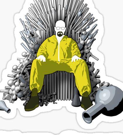 Breaking Bad - Walter is Coming Sticker