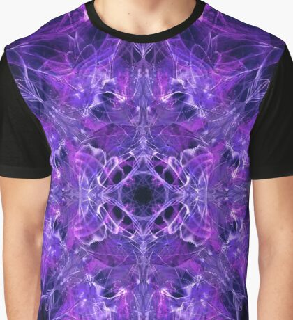 Dragonheart - Purple Graphic T-Shirt