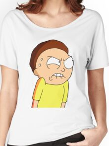 Morty Women's Relaxed Fit T-Shirt
