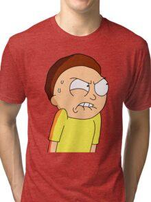 Morty Tri-blend T-Shirt