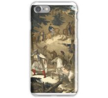 Dupre Louis, Voyage a Athenes et a Constantinople, 2 iPhone Case/Skin