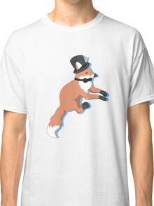 Fancy Fox Classic T-Shirt