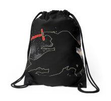 Stars Kylo Ren SW Drawstring Bag