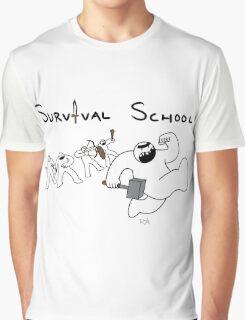 Survival School Graphic T-Shirt