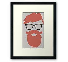 Irish Hippy Framed Print
