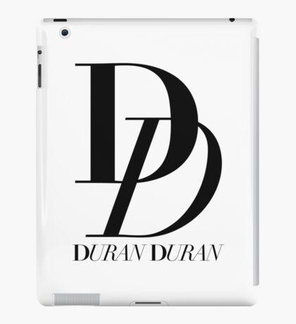 Duran Duran DD Logo iPad Case/Skin