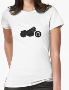 Harley Davidson Iron Womens Fitted T-Shirt