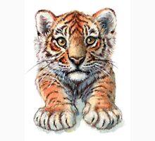 Playful Tiger Cub 907 Unisex T-Shirt