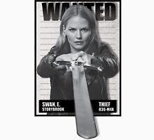 Wanted Emma Swan Unisex T-Shirt