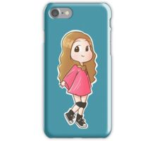Tiffany I just wanna dance chibi iPhone Case/Skin