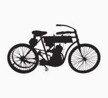 Harley Davidson Prototype  One Piece - Short Sleeve