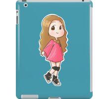 Tiffany I just wanna dance chibi iPad Case/Skin