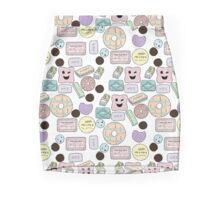 Biscuit Invasion Mini Skirt
