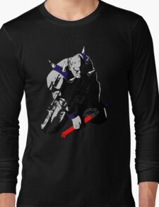 Panthro - distressed Long Sleeve T-Shirt