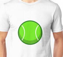 Cool Tennis Ball Unisex T-Shirt