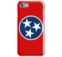 Tennessee Flag iPhone Case/Skin