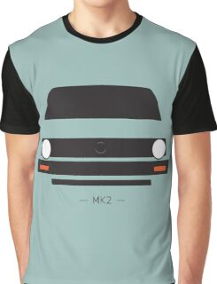 MK2 simple front end design Graphic T-Shirt
