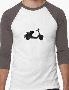 Vespa 125U Men's Baseball ¾ T-Shirt