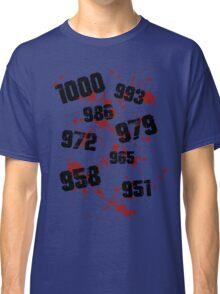 1000 minus 7 Tokyo Ghoul Classic T-Shirt