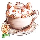 Catpuccino by Allison Lythgoe