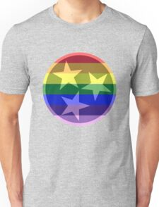 Tennessee Pride Flag Unisex T-Shirt