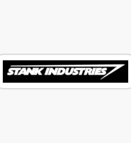 Stank Industries Sticker