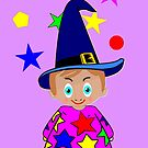 A Boy Wizard  – No6d in the Toon Boy series by Dennis Melling