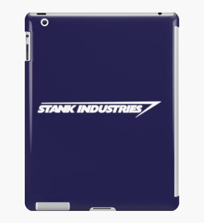 Stank Industries iPad Case/Skin