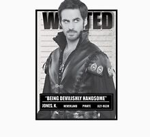 Wanted Handsome Jones Unisex T-Shirt