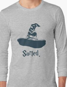 Harry Potter - Sorted Long Sleeve T-Shirt