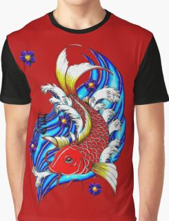 the Carp Graphic T-Shirt