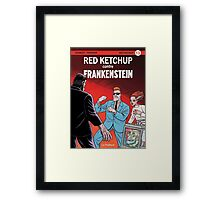 Red Ketchup Adventure Framed Print
