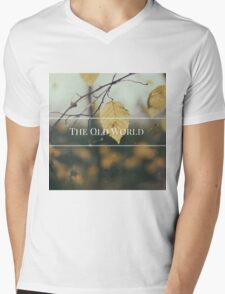 The Old World- Unbelieve Novel Series Mens V-Neck T-Shirt